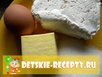 рецепт ванильного кекса