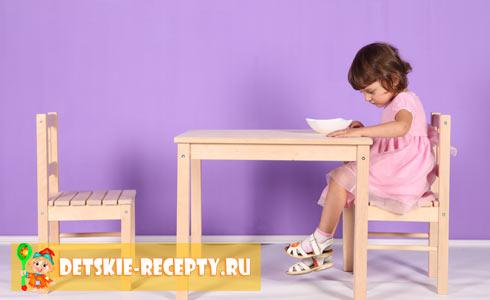 почему ребенок не ест кашу