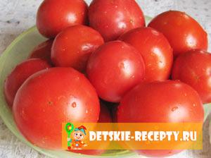 Рецепт томатного сока из помидор