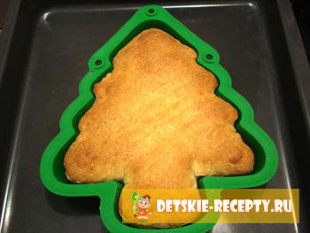 рецепт новогоднего пирога