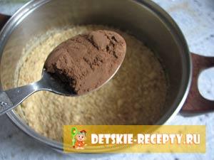 пирожное картошка фото рецепт