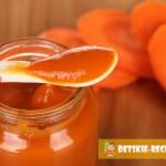 морковное пюре на зиму