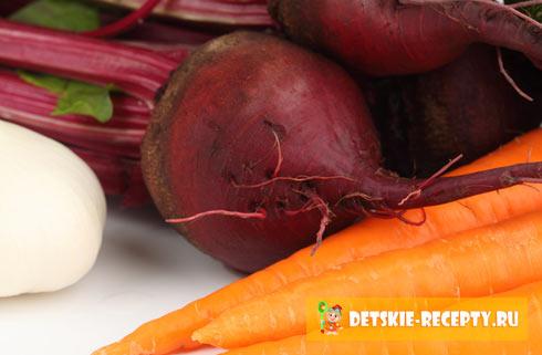 как хранить свеклу и морковь