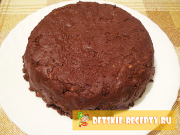 рецепт торта муравейник