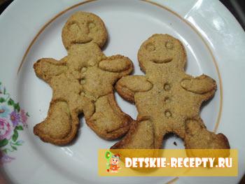 имбирное печенье для детей