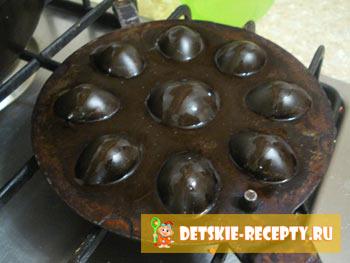рецепт орешки