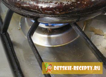 рецепт с фото орешков в формочках
