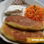картофельные зразы с мясом рецепт