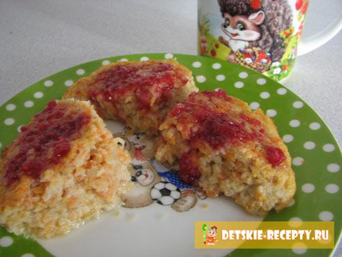 Рецепты детских блюд Супы, вторые блюда, гарниры и десерты 33