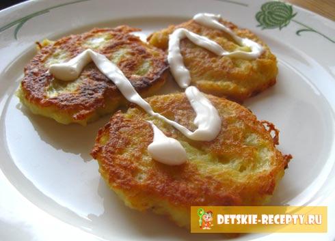 рецепт драники из картофеля с фото