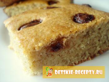 пирог сладкий рецепт