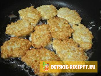 Рыбные котлеты из минтая рецепт на сковороде