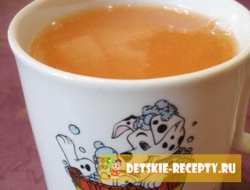 как сделать апельсиновый сок