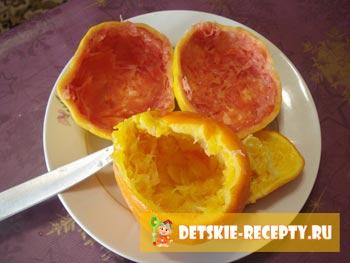 кожура от апельсина