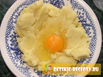 картофельно мясные зразы