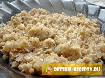начинка для картофельных зраз с мясом