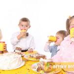 рецепты для детского дня рождения