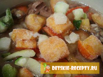 Вторые блюда с болгарским перцем рецепты с фото