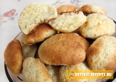 выпечка из сметаны рецепты печенья