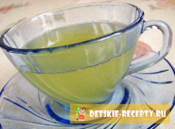 напиток лимонно медовый