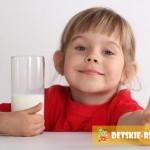 когда давать ребенку коровье молоко
