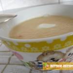 рыбный суп пюре