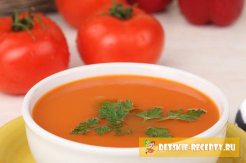 рецепт томатного пюре