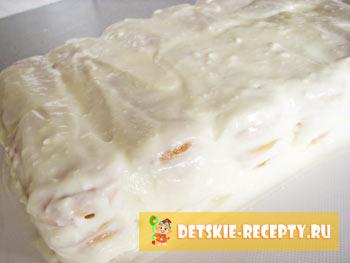 рецепт торта на 1 год
