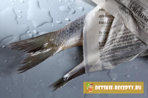 какую рыбу можно детям