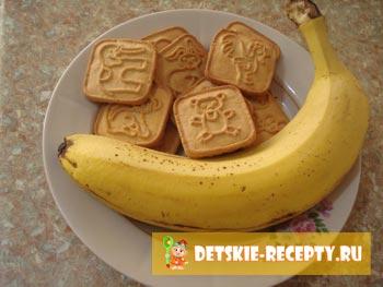 банан для пюре