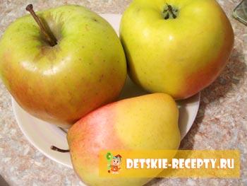 яблоки для пюре