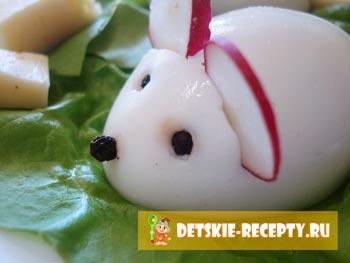 рецепт из яйца