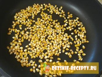 попкорн в домашних условиях