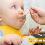 меню ребенка в 8 месяцев