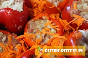 морковка для болгарского перца