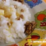 молочно рисовая каша