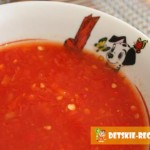 соус из помидор и перца