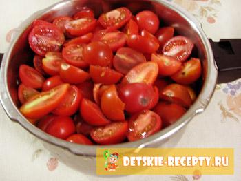 помидоры для кетчупа