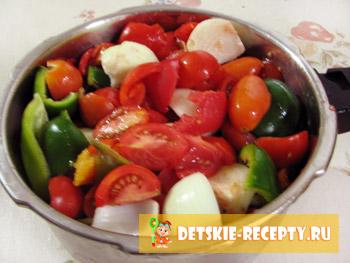 приготовление кетчупа