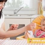 меню для ребенка в 7 месяцев