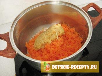 котлеты морковные рецепт