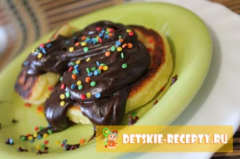 шоколадная паста как nutella