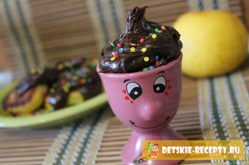 рецепт шоколадной пасты