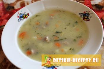 суп с сухой мсесью