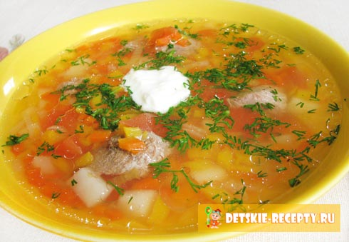 Как приготовить сырный суп-пюре? — рецепт   DietaClub.ru