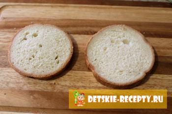 батон для бутерброда