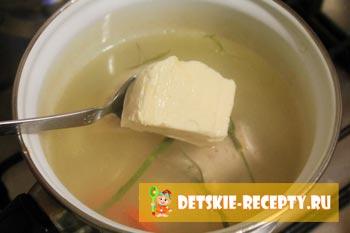 плавленный сырок для супа