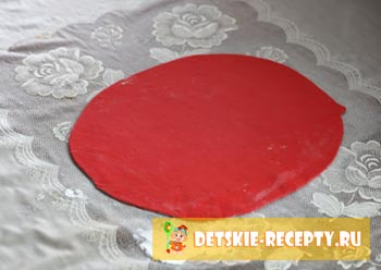 мастика для торта маквин