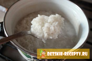 рис для кутьи