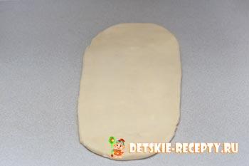 готовим слоеное тесто дрожжевое